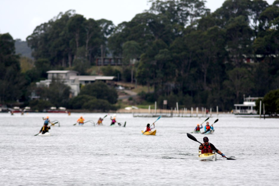 Batemans Bay Paddle Challenge 2018 (145)