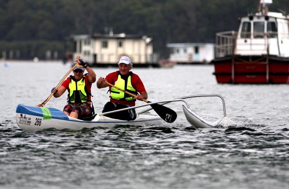 Batemans Bay Paddle Challenge 2018 (164)